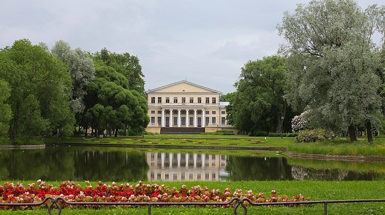 Юсуповский сад. Фото: Википедия