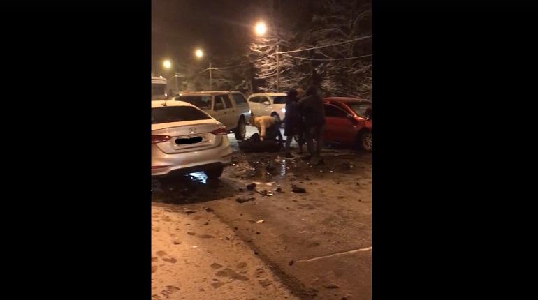 На Выборгском шоссе массовое ДТП, есть пострадавшие