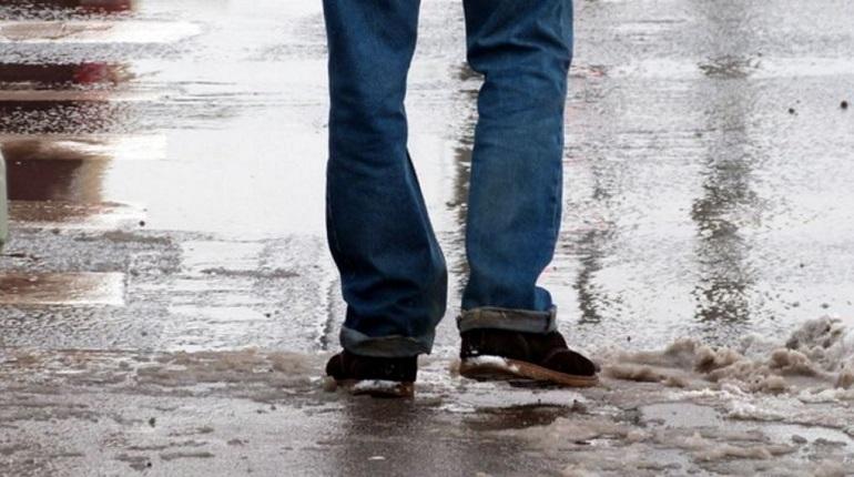 Поскользнувшийся петербуржец получит компенсацию. Фото: Baltphoto/Елена Яковлева