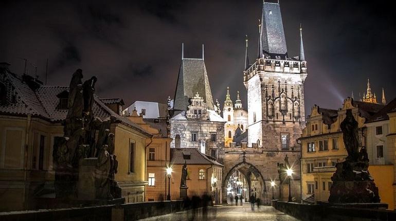 Прага. Фото: pixabay