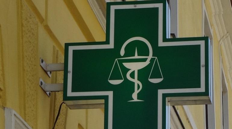 В центре Петербурга полыхала аптека