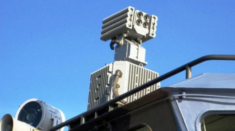 В сети появилось видео испытаний нового российского ослепляющего оружия
