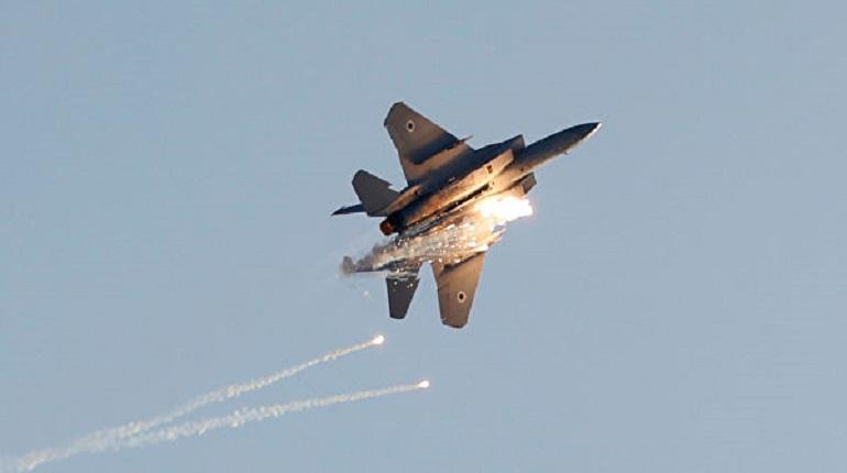 Израильский истребитель F-15. Фото: Википедия