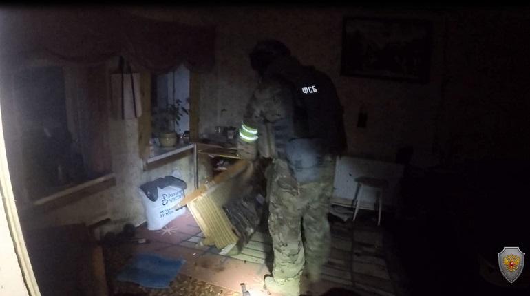 В Самарской области ликвидировали боевика. Фото: НАК