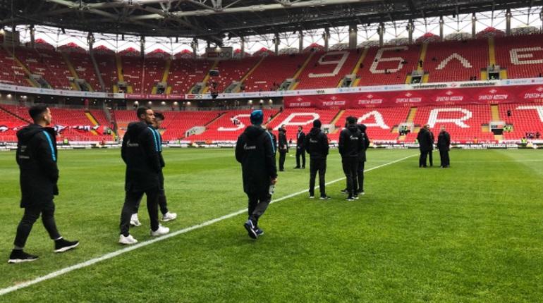 «Зенит» поддержат три тысячи болельщиков на матче со «Спартаком»
