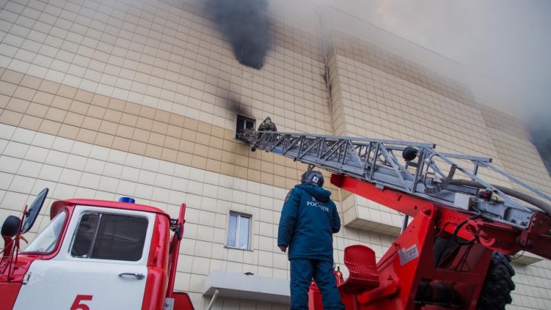 После пожара в «Зимней вишне» в России закрыли 74 ТРЦ