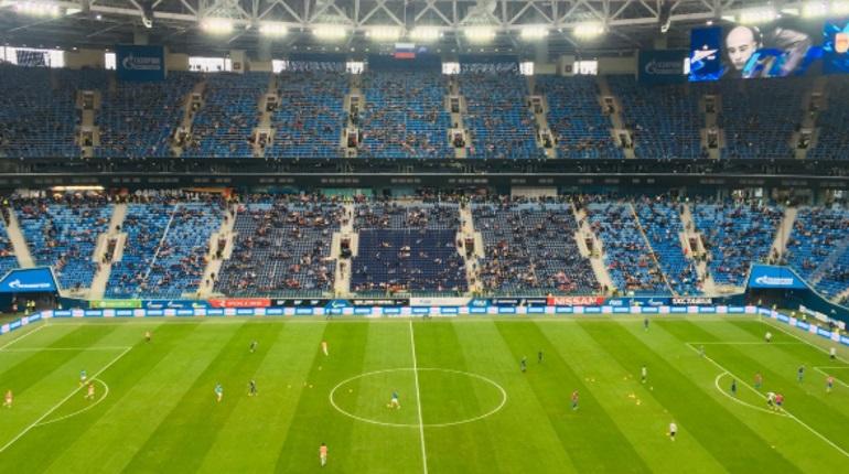 На фанатском Вираже «Газпром Арены» установили биометрическую систему