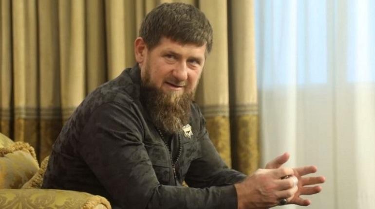 Кадыров стал генерал-майором Росгвардии, звание присвоил Путин