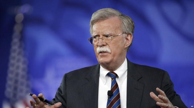 Советник президента США по национальной безопасности Джон Болтон. Фото: Википедия