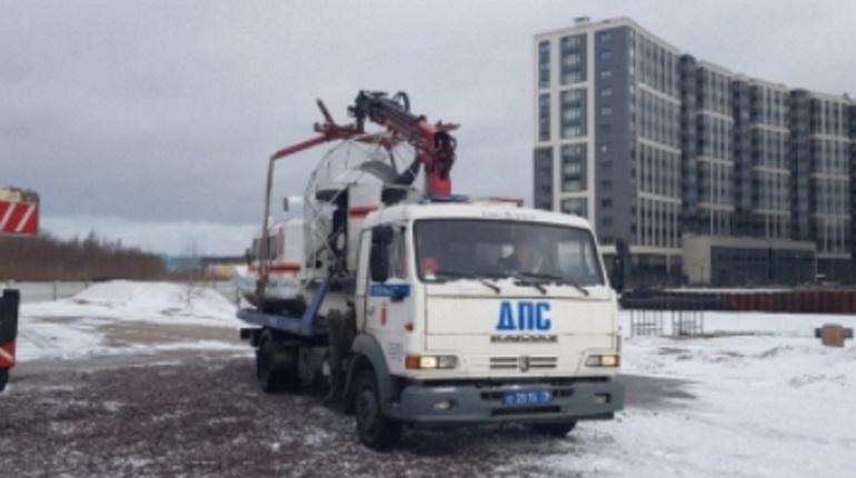В Петербурге спасли 97 рыбаков. Фото: ГУ МЧС России по Санкт-Петербургу