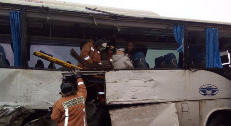 Автобусы перестали отправлять в Тихвин с Ладожского вокзала после ДТП