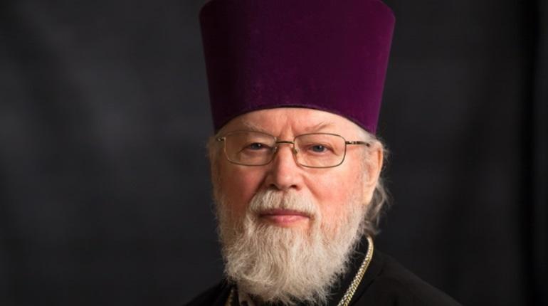 В Петербурге скончался настоятель Казанского собора
