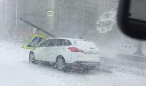 В Петербурге 45 человек пострадали в ДТП на праздничных выходных