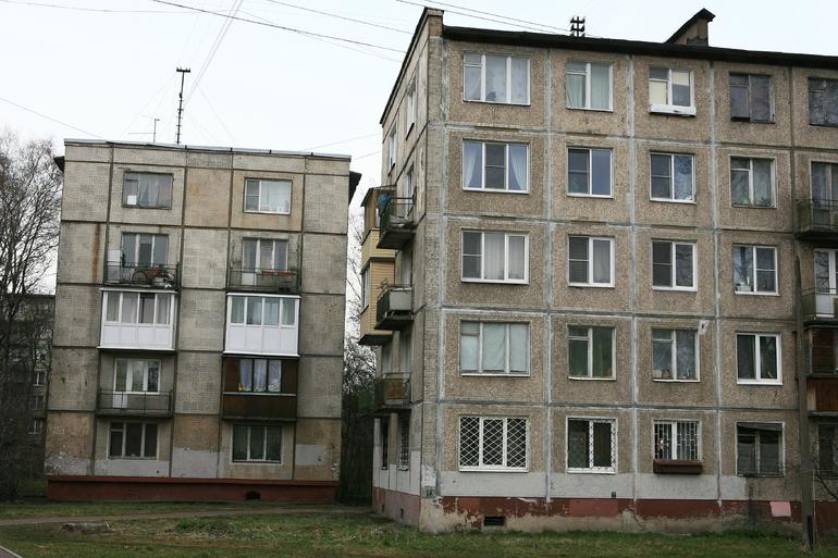 Названы первые дома, попавшие под реновацию в Петербурге