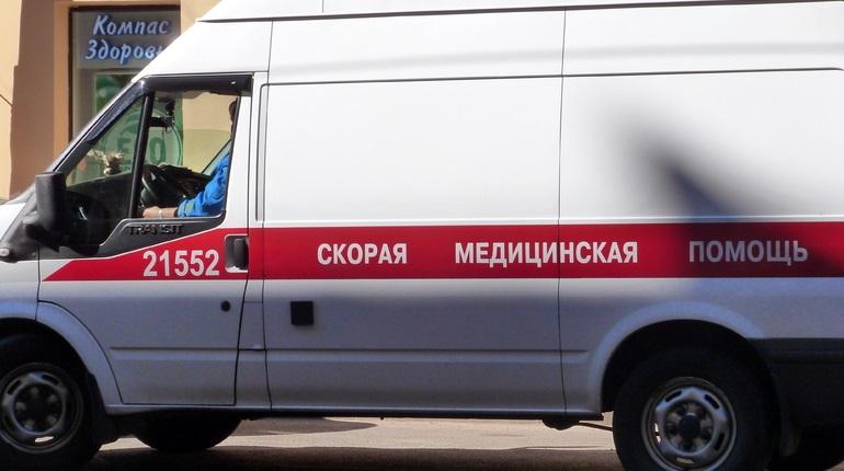 На больницу в Курортном районе напали «санитары» в масках