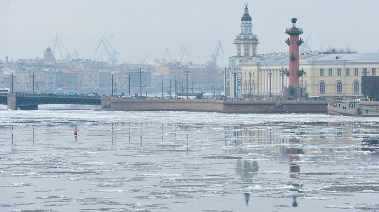 Ледоход на Неве. Фото: Baltphoto/ Павел Долганов
