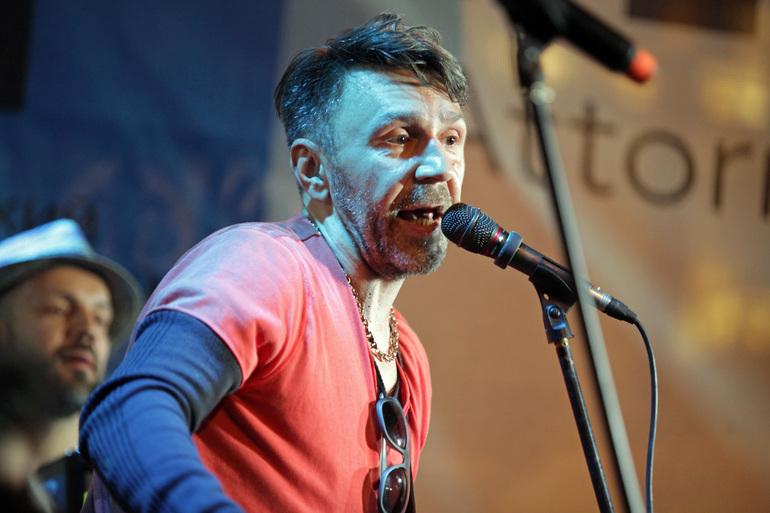 Сергей Шнуров. Фото: Baltphoto/Дарья Иванова