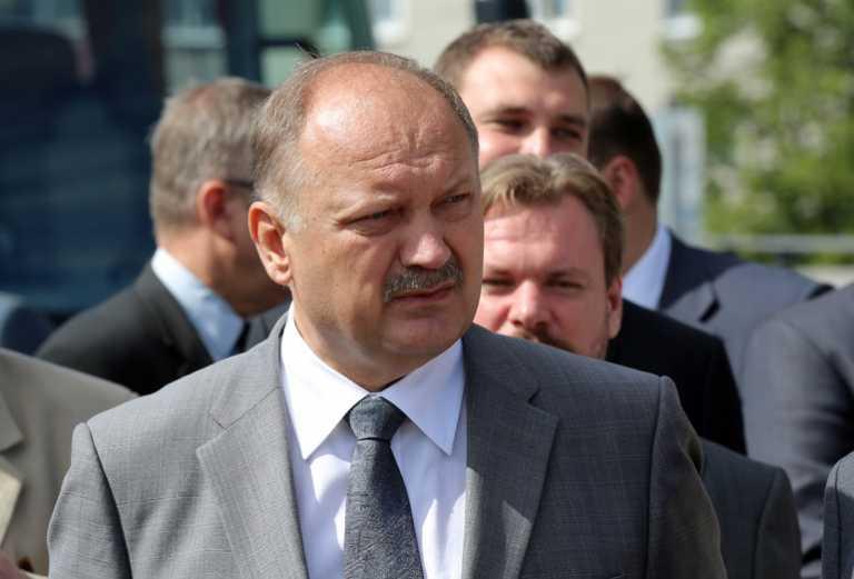Вице-губернатор Николай Бондаренко. Фото: Baltphoto/Андрей Пронин