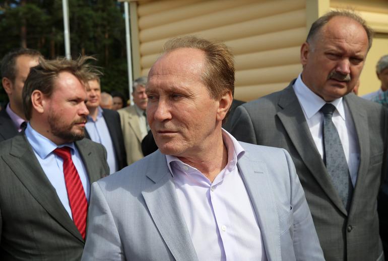Грустное заявление ФАС не омрачило прощальный банкет Рублевского