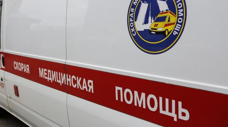 Пешехода госпитализировали после ДТП. Фото: Baltphoto/Михаил Киреев