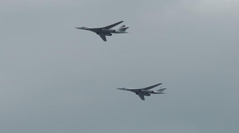 Шойгу объяснил, зачем Ту-160 летают на Чукотку