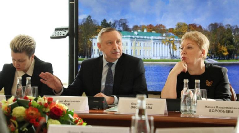 Петербург не экономит на детях: нацпроект «Образование» получит 3,8 миллиарда