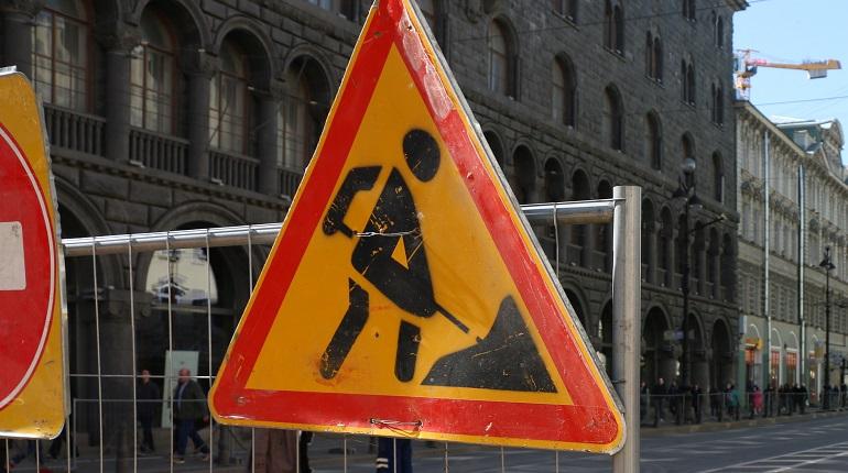 В Петербурге движение автомобилей ограничат с 15 и 17 августа