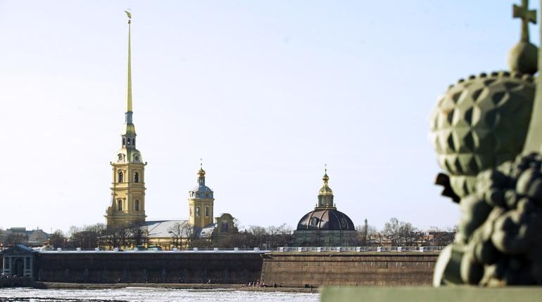 Петропавловская крепость. Фото: Baltpoto/ Дарья Иванова