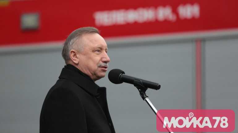 Беглов рассказал о дисбалансе в петербургском строительстве