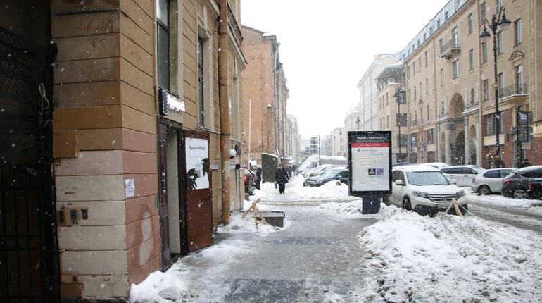 Улица Рубинштейна. Фото: Мойка78/Николай Овсянников
