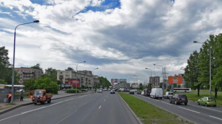 Проспект Маршала Блюхера. Фото: Яндекс.Панорамы