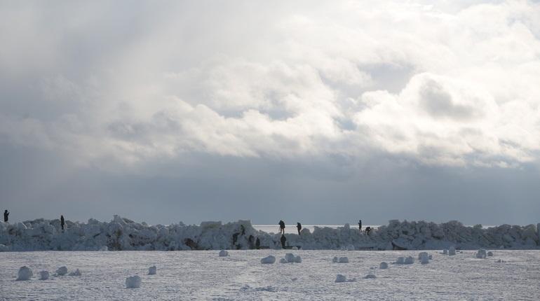 Ленобласть ждет потепления. Фото: Мойка78/Валентин Егоршин