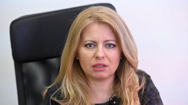 Впервые президентом Словакии станет женщина