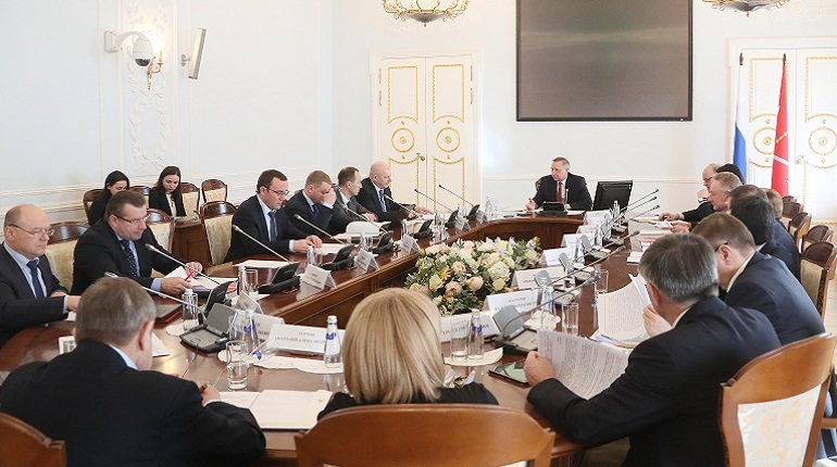 Беглов назвал Евро-2020 новым вызовом для Петербурга
