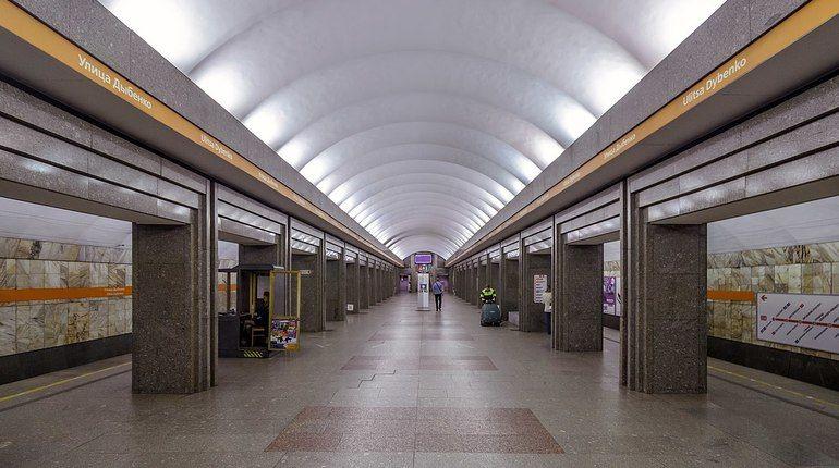 В метро Петербурга отрицают пожар в поезде на «оранжевой» ветке