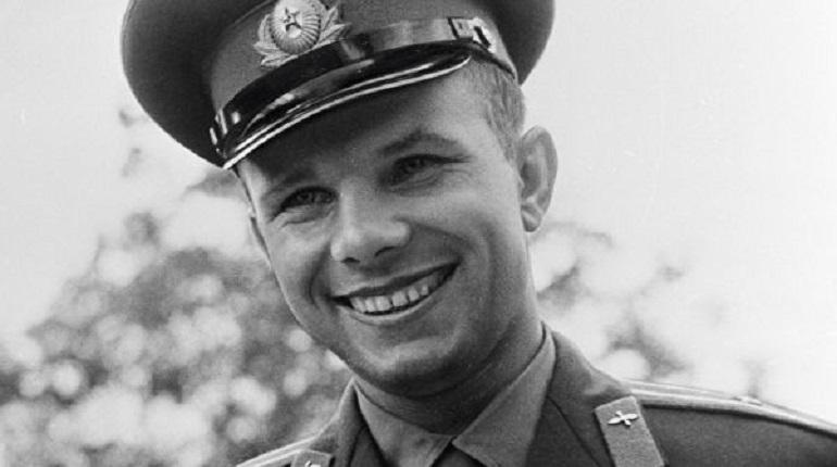 Юрий Гагарин. Фото: Wikipedia