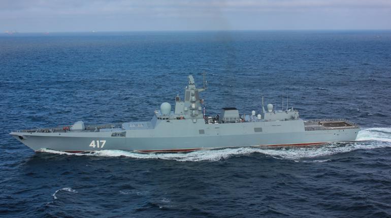 СМИ рассказали о «галлюциногенной станции» фрегата «Адмирал Горшков»