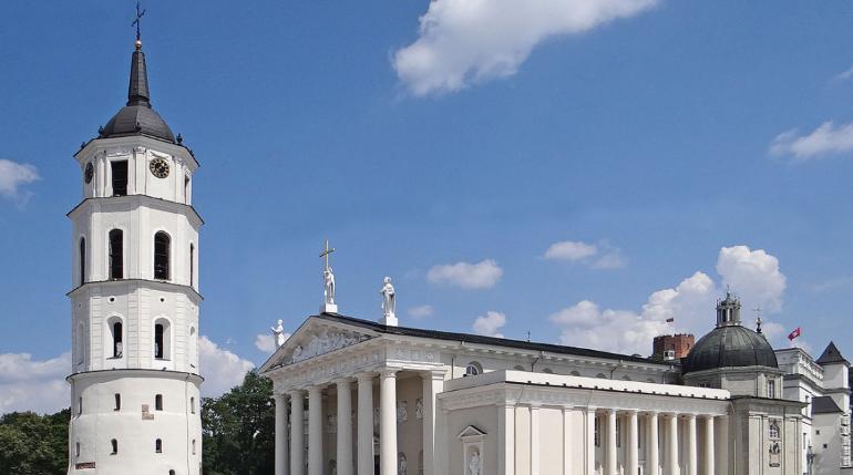 Вильнюс. Фото: Википедия