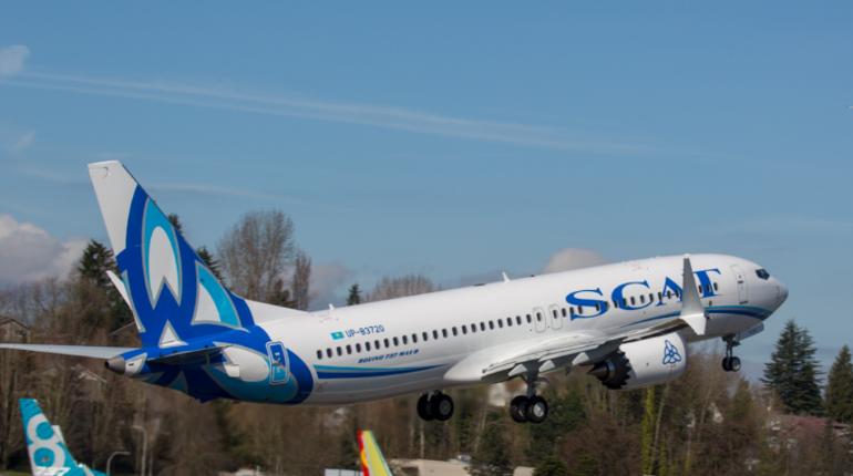 Небо Петербурга оставили открытым для «опасных» Boeing-737 MAX