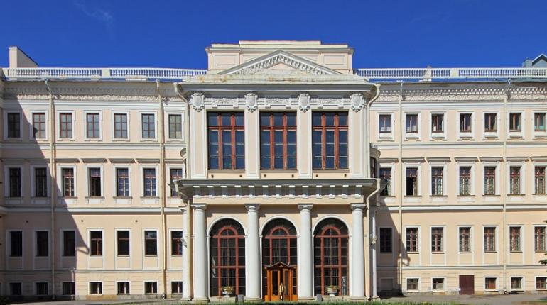 Аничков дворец. Фото: Википедия