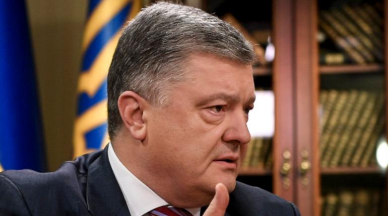 Президент Украины Петр Порошенко. Фото:Twitter