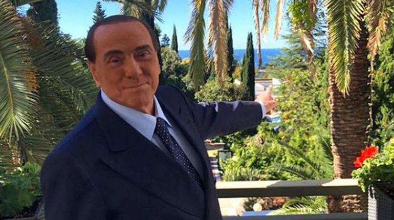 Сильвио Берлускони. Фото: Instagram