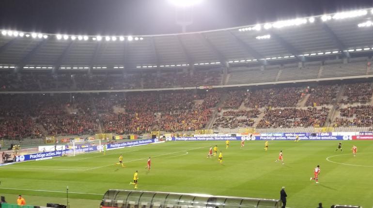 Сборная России проиграла Бельгии в отборе на Евро-2020