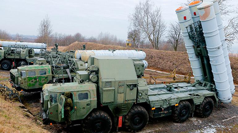 Комплекс С-300. Фото: mil.ru