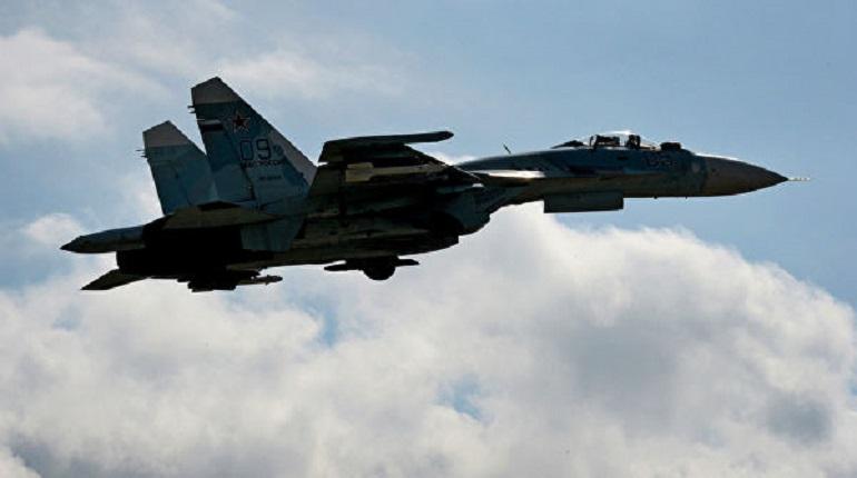 Российские ПВО перехватили американский самолет-разведчик над Черным морем