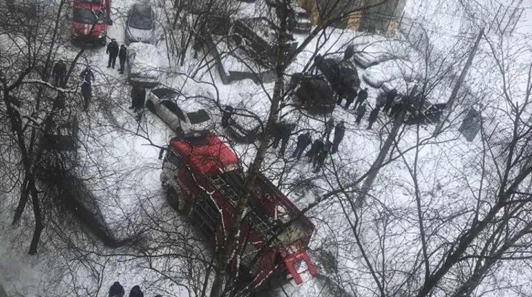 В пожаре на Ленской погиб уроженец Ярославской области и его гости