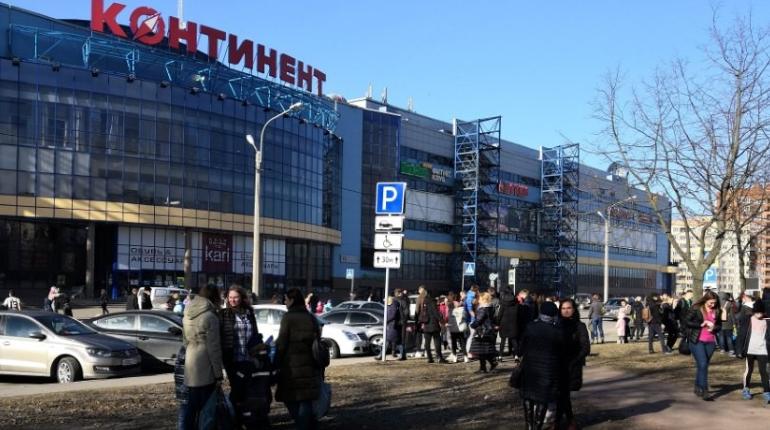 ТРК «Континент» на проспекте Стачек отремонтируют