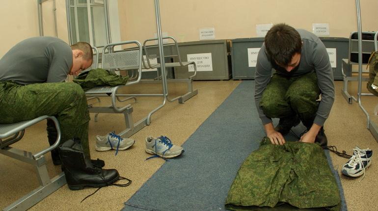 Россиян не перестанут забирать в армию