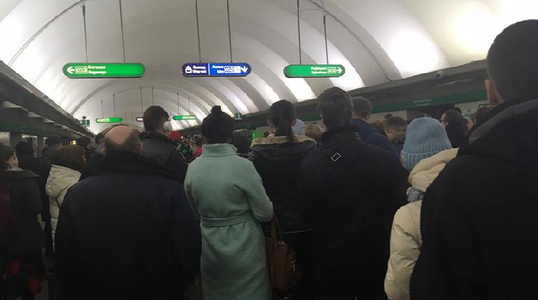 «Невский проспект» вернули пассажирам