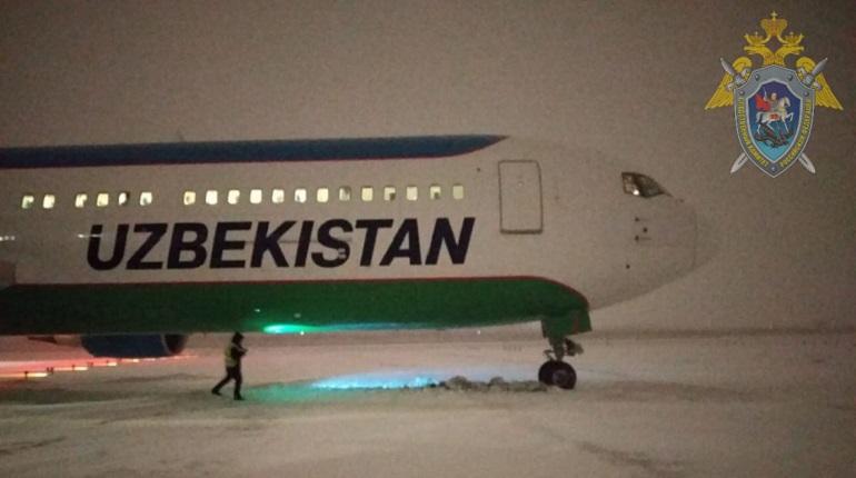 Из-за ЧП в Пулково обратный рейс в Ташкент задержали на 9 часов